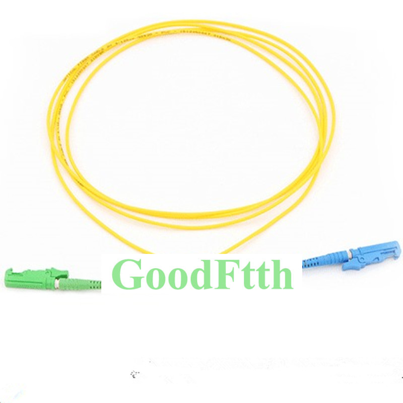 Fiber Patch Cord Jumper Cable E2000/APC E2000/UPC SM Simplex GoodFtth 20 50m-in Fiber Optic Equipments from Cellphones & Telecommunications