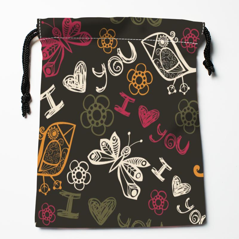 Custom Butterfly Bags Custom Printed Gift Bags More Size 27x35cm Compression Type Bags