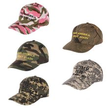 Unisex Running Cap Camouflage Foreign Trade Cross-country Sports Letters Embroidery Adjustable Cap Outdoor Sports