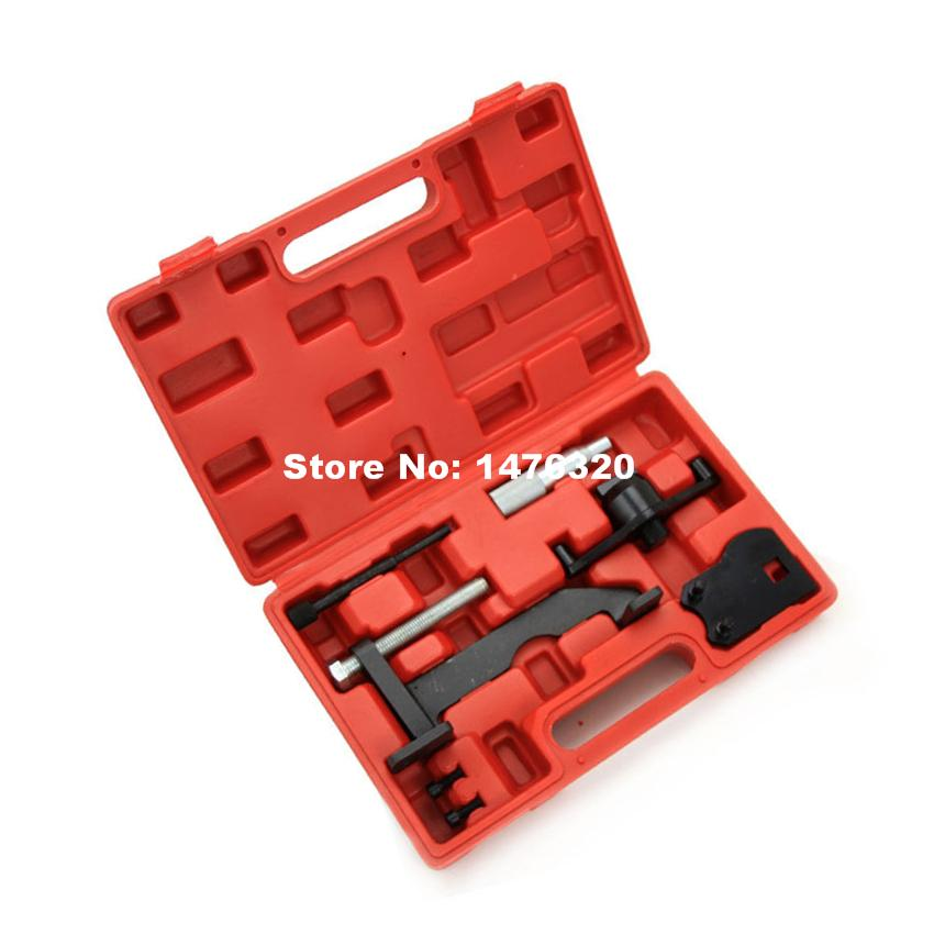 Car Engine Timing Camshaft Belt Locking Adjusting Tool Kit For SAAB 2.0T AT2132 new arrival engine timing tool kit camshaft locking tool set for mercedes a b c e class m133 m270