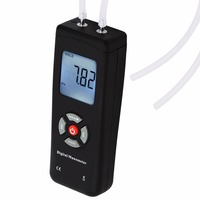 Manometer MAN 45 Digital Portable Handheld Air Vacuum Gas Pressure Gauge Meter with Backlight 11 units +/ 13.78kPa +/ 2PSI