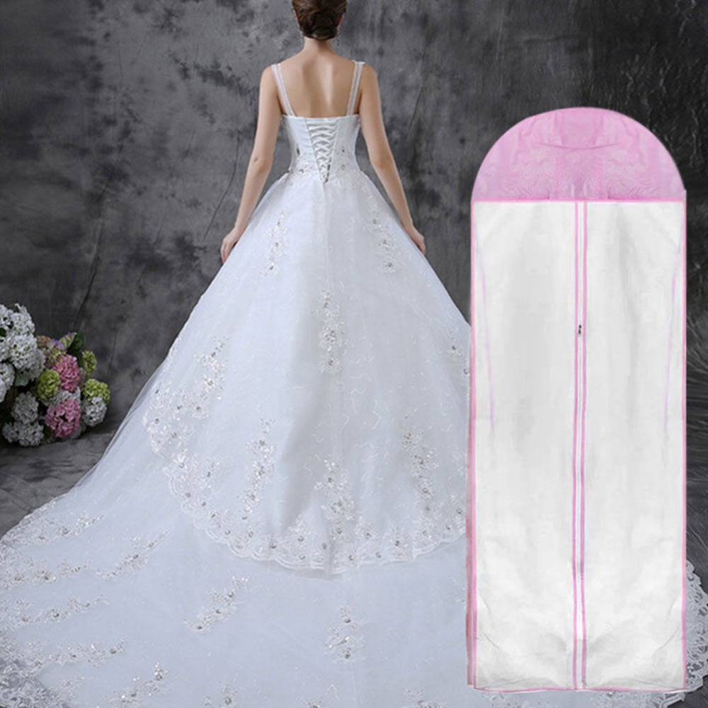Wedding Gown Preservation Bag: Aliexpress.com : Buy Wedding Dress Cover Protector