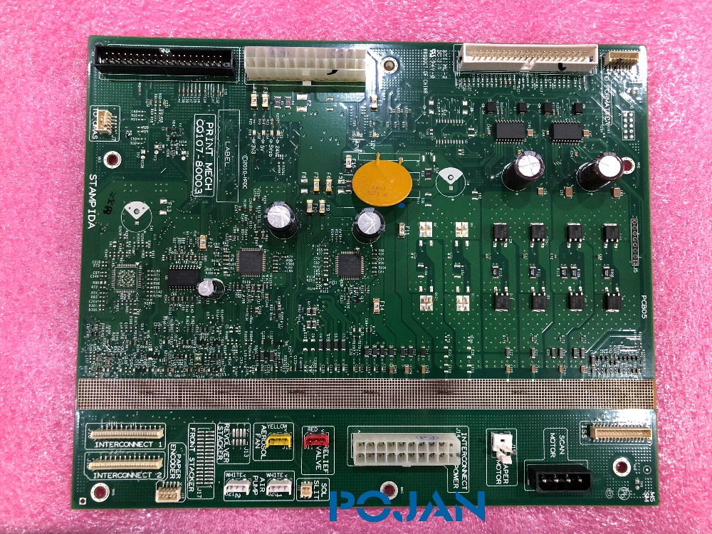 PrintMech PCA Board 42/60 inch For Designjet Z6200 Z6800 PS Main PCA board Designjet Plotter parts CQ109-67047 CQ111-60028 ch955 67021 sausalito pci pca main controller card for designjet l25500 60 inch plotter parts free shipping
