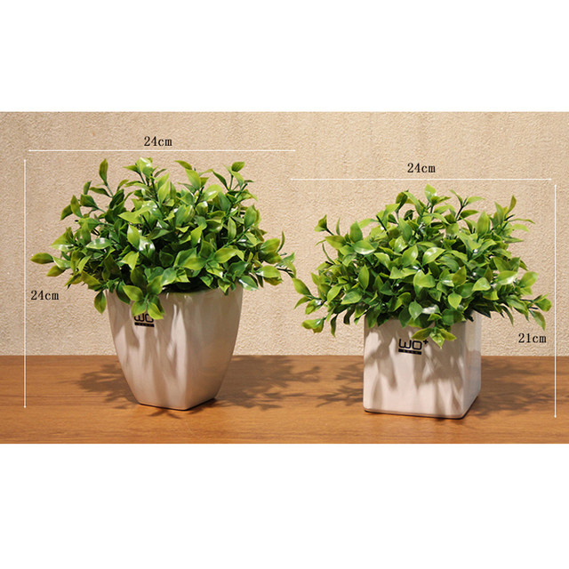 office pot plants. Online Creative Artificial Potted Plants Set Simulation Office Pot R