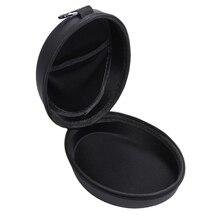Портативный наушников чехол для наушников сумка Кофр для хранения максимальную защиту для складные наушники жесткий диск