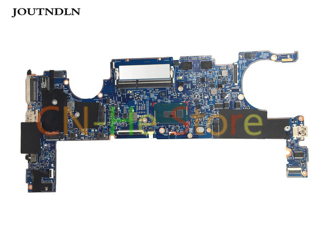 US $201 81 5% OFF|SHELI FOR HP EliteBook Folio 1040 G2 Laptop Motherboard  448 01T01 0011 DDR3 798519 001 w/ I5 5300U cpu -in Laptop Motherboard from