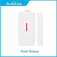 Broadlink S1C 433 Mhz Sensor de Porta Contato Magnético Sem Fio Porta Janela de Entrada Detector Sensor Para Sistema de Alarme de Segurança Casa Inteligente