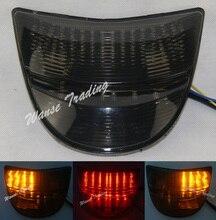 Задний фонарь хвост тормозной поворотники Integrated светодиодные лампы дым для 2002-2003 Honda CBR 954 RR 954RR CBR954RR FIREBLADE