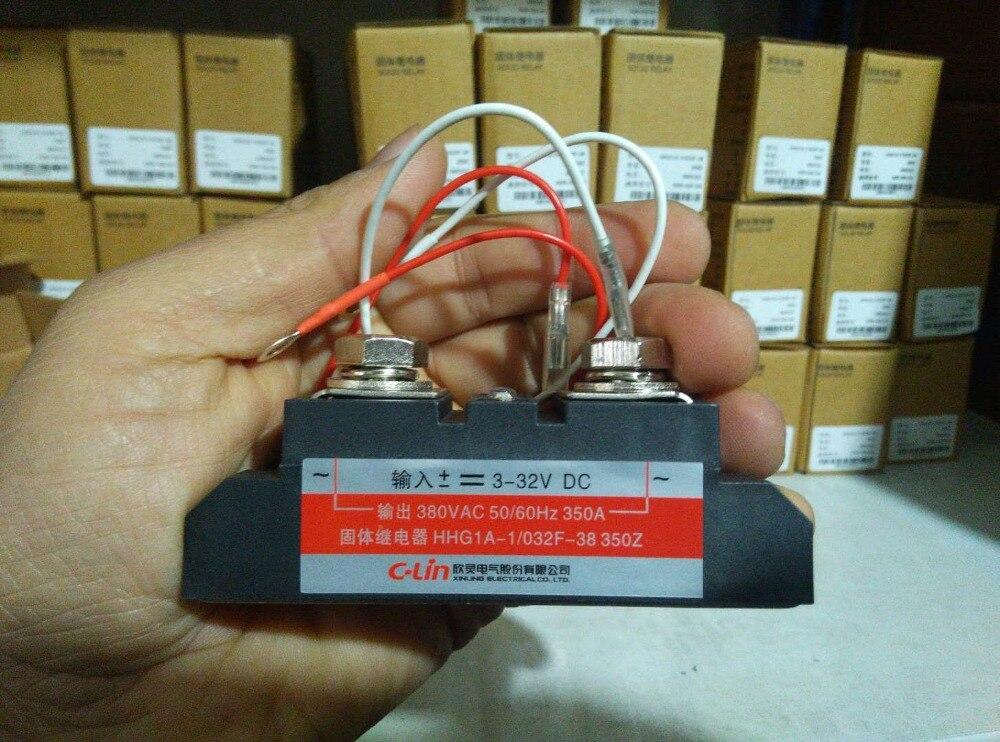 Brand new original authentic C-Lin HHG1A-1/032F-38 350Z DC Control AC SSR-DA Solid State Relay 350ABrand new original authentic C-Lin HHG1A-1/032F-38 350Z DC Control AC SSR-DA Solid State Relay 350A