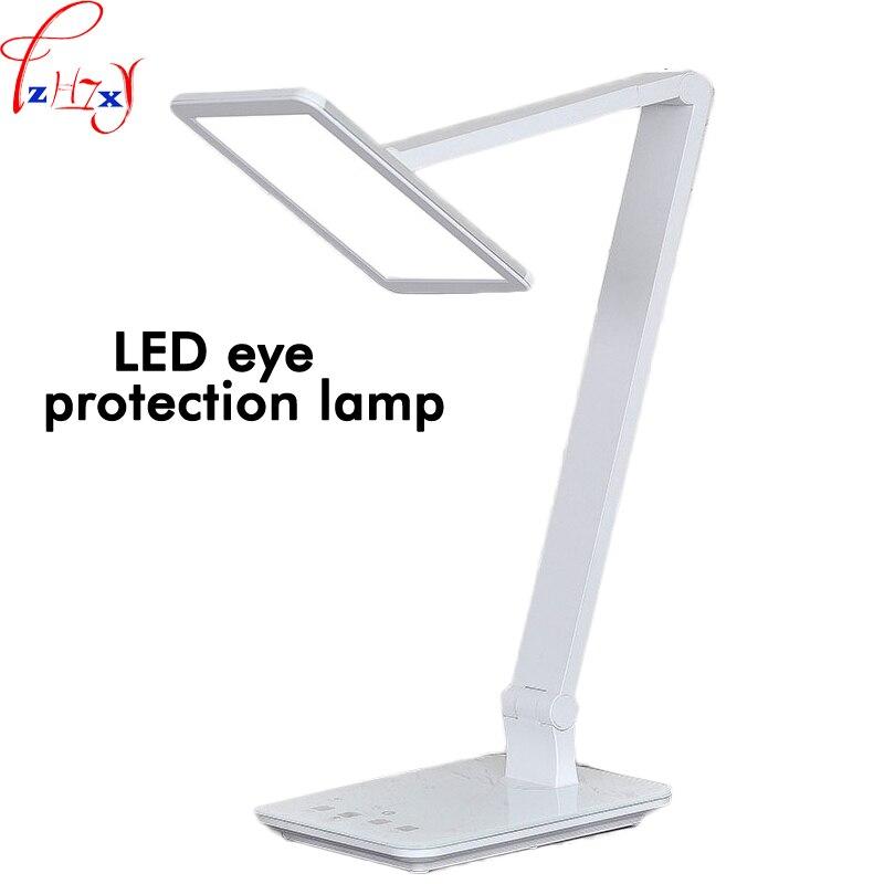 Tactile gradation pliant LED lampe de soin des yeux 11 W-15 W 7.4 pouces source de lumière LED de lecture lampes LED dimmable lampe de bureau 36 V
