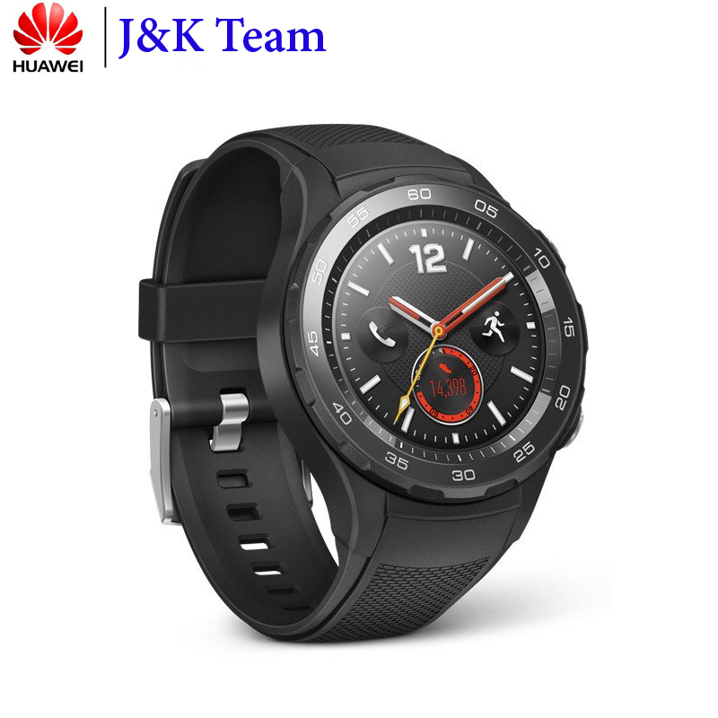 Original Huawei Watch 2 Smart watch Support LTE 4G Phone Call Heart Rate Tracker For Android