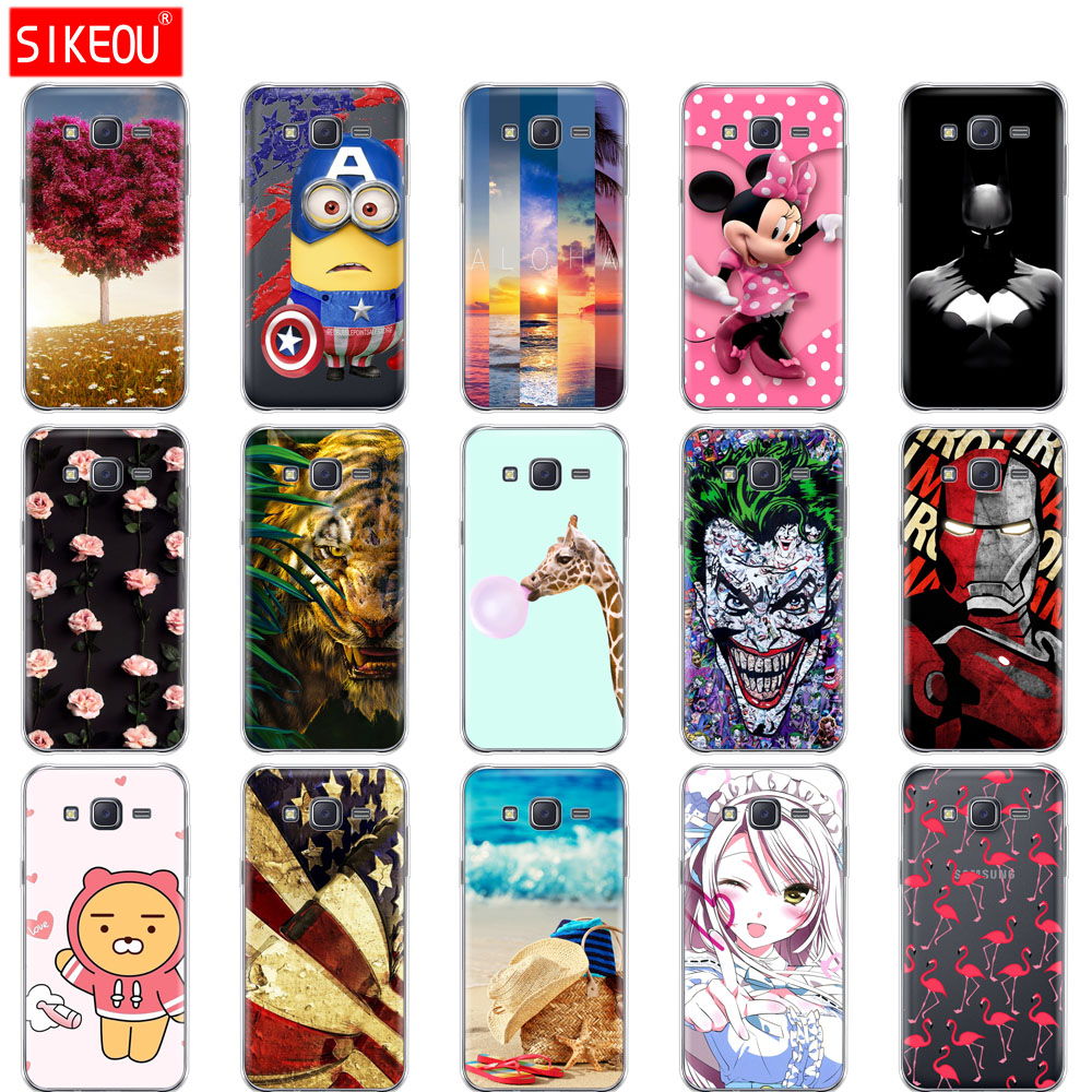 Ojeleye Diy Patterned Silicon Case For Samsung Galaxy J7 Max Case Soft Tpu Cartoon Phone Cover For Samsung J7 Max Covers Shell Home