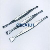 Instrumentos veterinários de duas extremidades elevadores ósseos ortopédicos