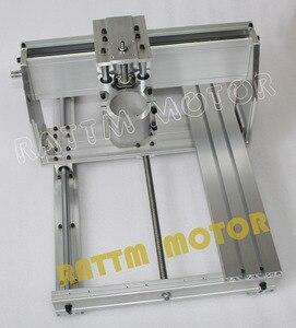 Image 4 - Gravador de roteador cnc, gravador, máquina de fresagem, kit de moldura, parafuso esférico e 80 braçadeira do eixo do alumínio