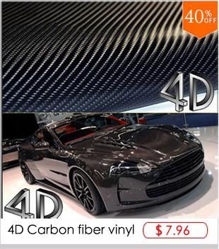 4d carbon fiber vinyl