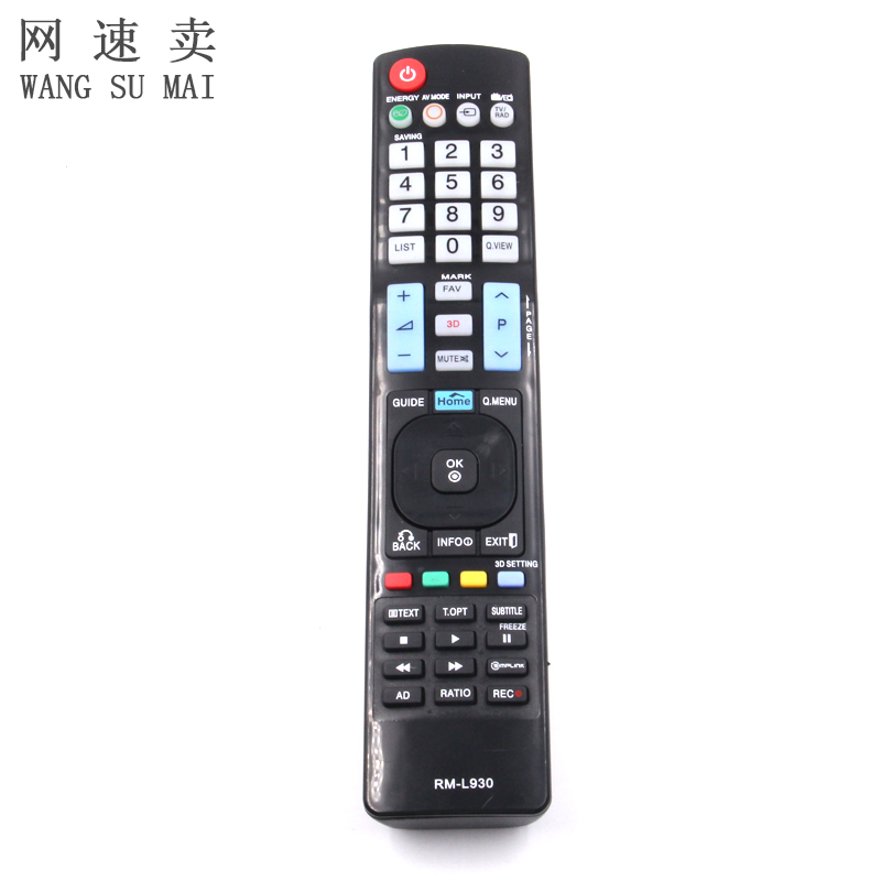Consumer Electronics Motivated Universal Tv Remote Control Fit For Lg Akb72915235 Akb72914276 Akb72914003 Akb72914240 Akb72914071 Smart 3d Led Hdtv Tv Beneficial To The Sperm Remote Controls