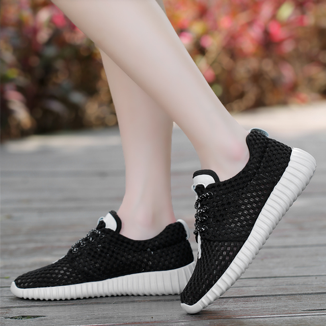 Summer Women Shoes Light Weight Women Casual Shoes Female Shoes Woman Flats Breathable Women Sneakers Zapatillas Mujer