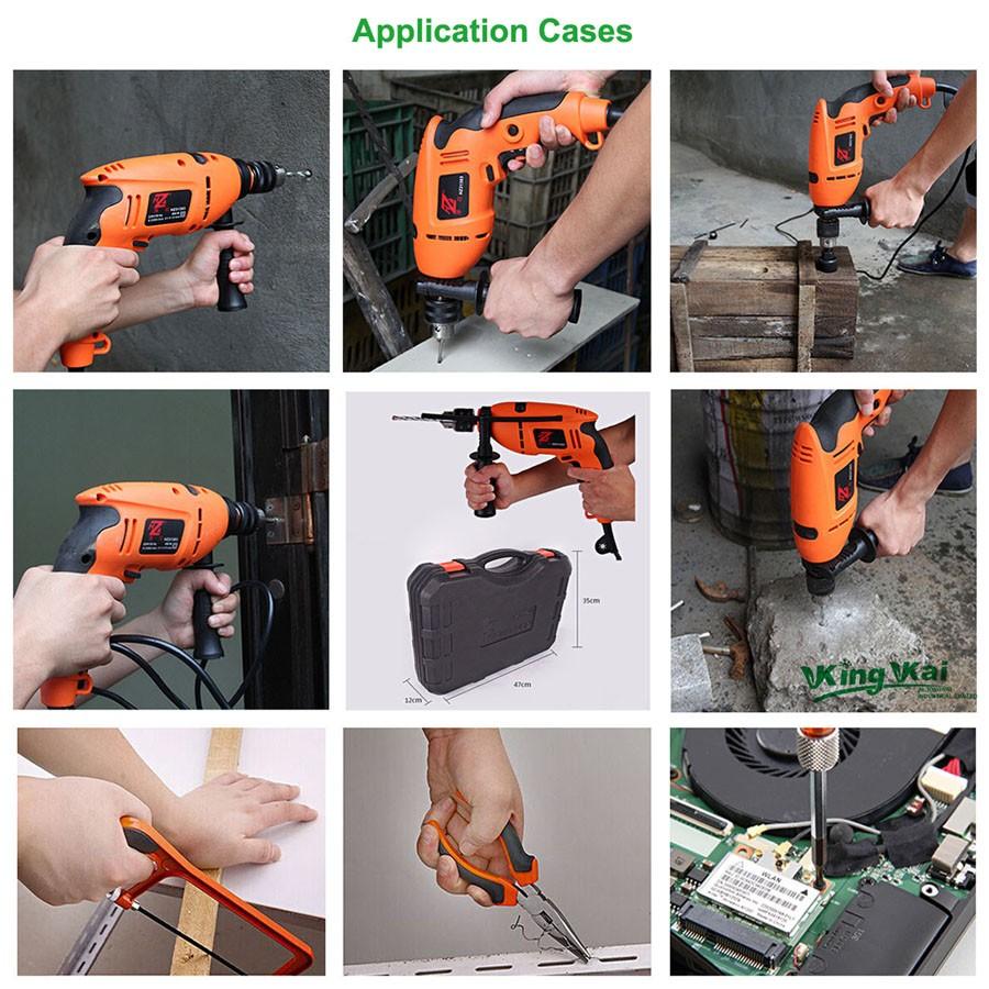 125PCS Whole Hand Hardware Tool Set-05-900