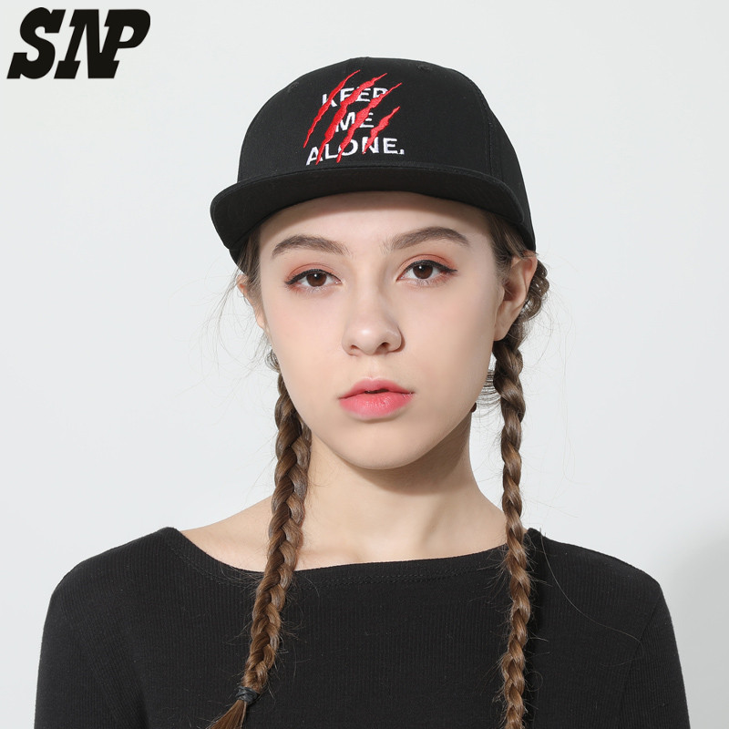 c840189b7dd SNP Snapback Hip Hop Cap Trukfit Hat Cap Men Women Summer Flat Cap Hip Hop  Snapback Caps Claw Embroidery Casual Black Bone Hats-in Baseball Caps from  ...