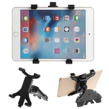 Car Tablet Holder CD Slot Mount Holder Stand For ipad 7 to 11inch Table
