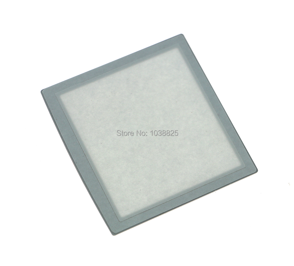 For Neo Geo Pocket Silver Replacement Plastic Screen Lens Protector For NGP Neogeo(China)
