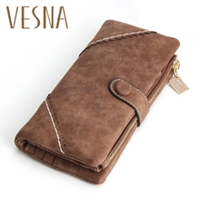 Long Zipper Thin Case