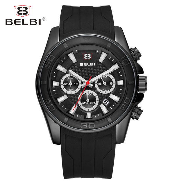 2019 AAA Mens Wathes Fashion New Male Sport Wristwatches Quartz Battery Luxury Men Modern Wrist Watch Gift Box Black Gold Silver | Fotoflaco.net
