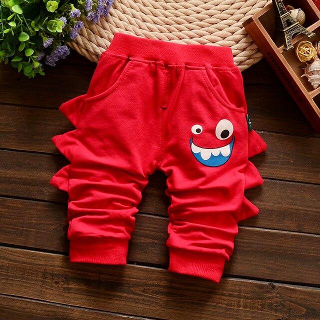 2016 мальчики девочки детские брюки весна осень хлопок детская одежда брюки детские брюки девочка шаровары бесплатная доставка