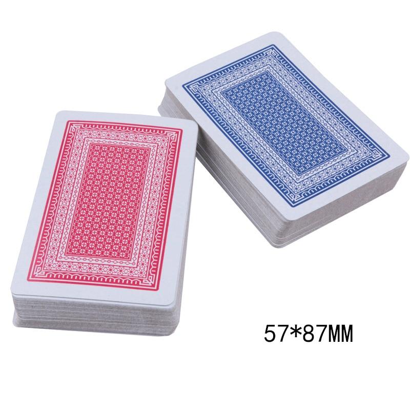 1 SET DECK Playing Card Boardgame Baralho Cartas Card Games Cartas De Poker Magic Poker Cards Casino Playing Cards Poker in Playing Cards from Sports Entertainment