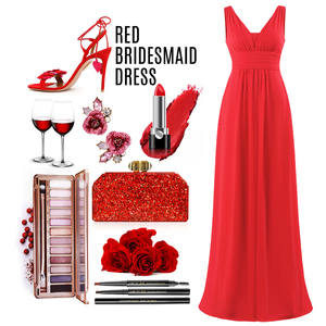 Image 4 - Formal Evening Dresses Ever Pretty EP08110 Elegant Black Deep V neck Ruched Bust Maxi Woman 2020 Elegant Evening Dresses Gowns