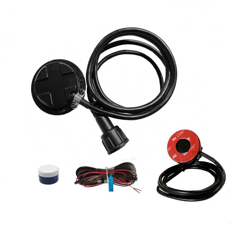 RS232 Ultrasonic sensor for Diesel 100cm Ultrasonic fuel consumption sensor Fuel consumption monitoring sensor RS232 Ultrasonic sensor for Diesel 100cm Ultrasonic fuel consumption sensor Fuel consumption monitoring sensor