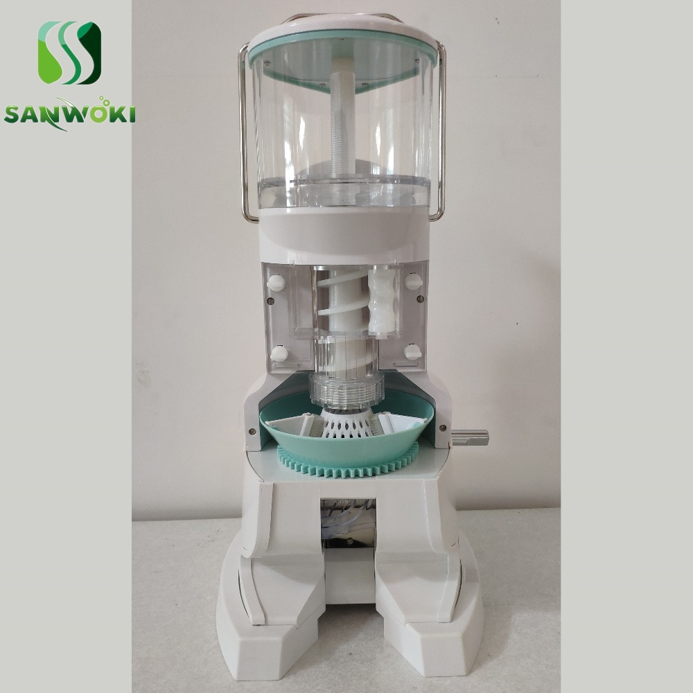 Manual Dumpling Making machine commercial Hand crank dumpling machine Household Dumpling wrapper maker machine