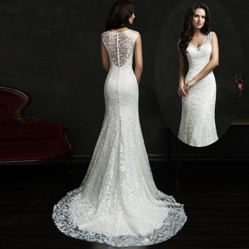 Online buy wholesale spanish wedding dresses from china for Spanish wedding dresses lace