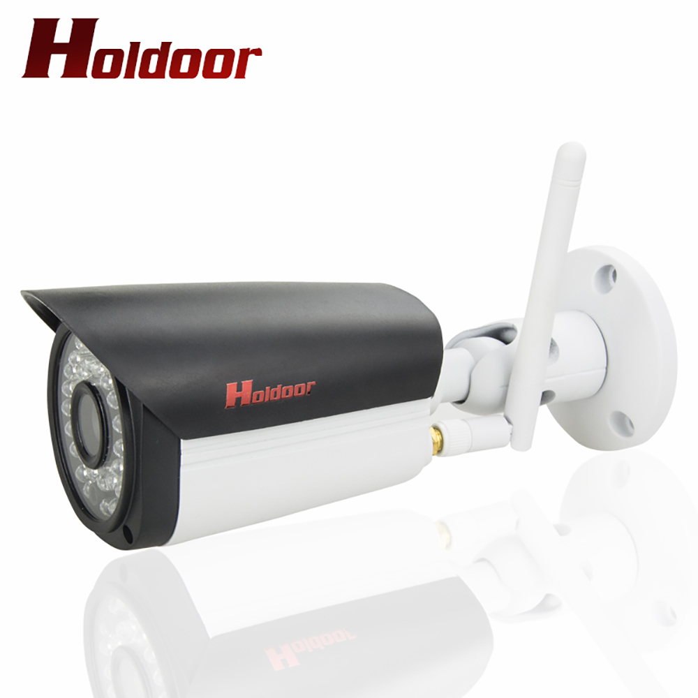 720P ip camera wifi 1280x720P Wireless Waterproof IP66 outdoor cctv system security mini surveillance cam HD kamera With SD Slot new waterproof ip camera 720p cctv security dome camera video capture surveillance hd onvif cctv infrared ir camera outdoor