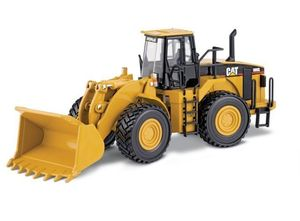 Norscot 1:50 Scale Caterpillar CAT 980G Wheel Loader Engineering Machinery Diecast Toy Model 55027 for Collection,Decoration(China)