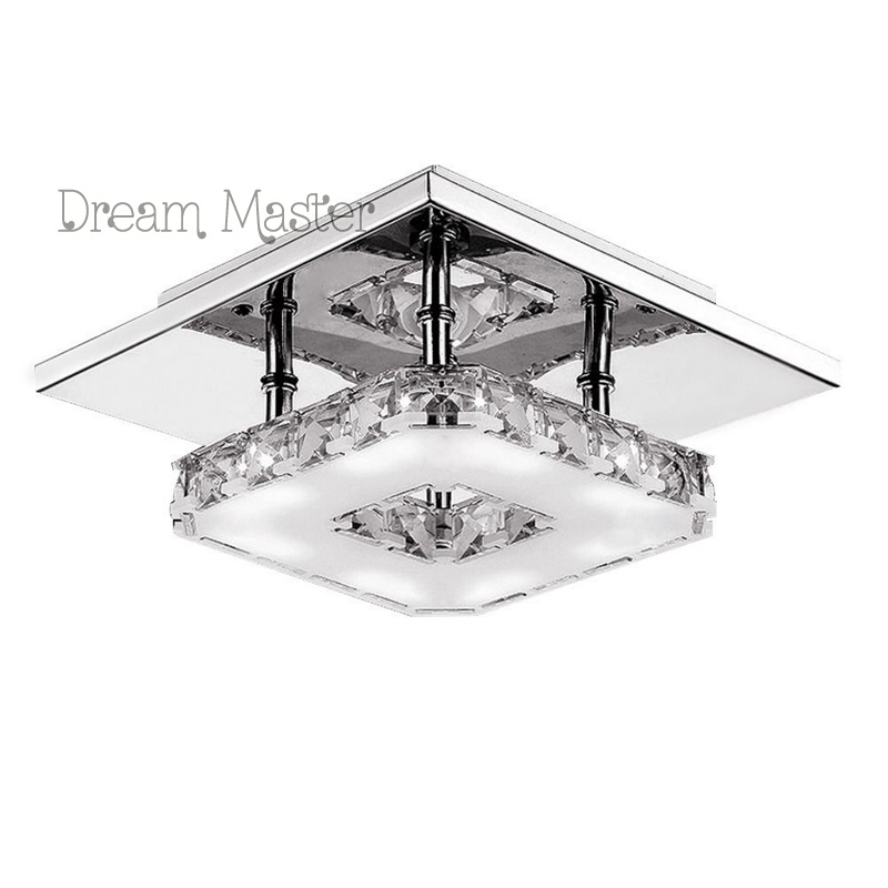 Modern LED corridor lamp lobby ceiling lighting decorative balcony home entrance light crystal corridor lamps vintage ceiling lamps american style copper lamps ceiling light personality simple country balcony lamp home lighting corridor