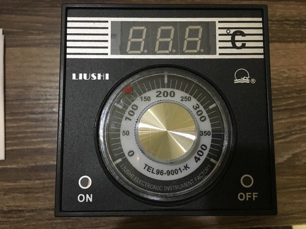 TEL 96 9001 K LIUSHI Liu City Electronic Instrument Factory TEL 96 9001 K temperature controller TEL969001K control