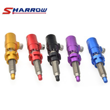 Sharrow 1 Piece Aluminum Alloy Archery Arrow Plunger 5 Colors Screw on Rest Side Cushions Recurve Bow Accessories