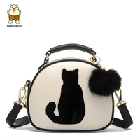 Beibaobao Designer Women Messenger Bags Crossbody Bag Leather Handbags High Quality Shoulder Bag Female Summer Style