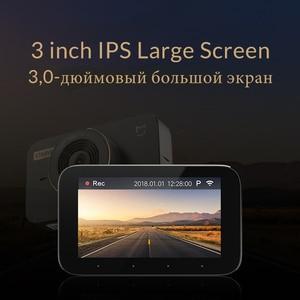 Image 4 - Xiaomi Mijia 3.0 Inch Auto Dvr Camera Wifi Voice Control Mi Smart Dash Cam 1S 1080P Hd Night vision 140FOV Auto Video Recorder