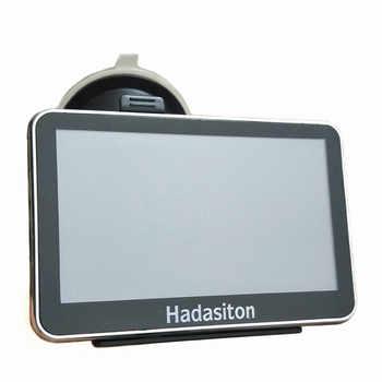 "Hot-sale 4.3\"" Touch Screen Sat Nav Car GPS Navigation CPU800Mhz 8GB +FM transmitter+ Free latest maps"