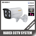 Sony IMX322 / OV2710 1080P 2.0MP 4pcs array leds IP Camera ONVIF Waterproof Outdoor IR CUT Night Vision Plug and Play