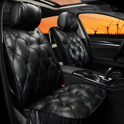 Online Shop Automotive Seat Covers Car Pu Cushion Set For ROVER 75 MG TF 3 6 7 5 Maserati Coupe Spyder Quattroporte Maybach Universal Hot