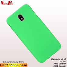 ViewFar Multi Colors Case For Samsung Galaxy J3 Pro J5 J330 J530 Matte Cover New Arrival Hot Sale J3pro Thin Hard PC Phone Cases