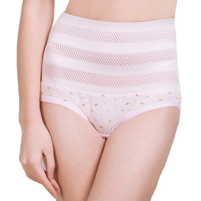 Hot Women High Waist Panties Shapers Postpartum Tummy Control Slimming Body Shaper Underwear KnickersHM3