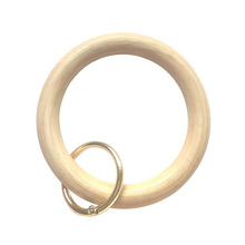 KANDRA Fashion Women Natural Wooden Round Handles for Handbags DIY Replacement Wholesale