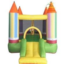 Надувной замок прыгающий джемпер надувной замок для прыганья