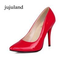 Демисезонные женские туфли-лодочки женская обувь высокий каблук тонкий каблук острый носок повседневные для отдыха модные лаконичные классические Slip-On мелкой