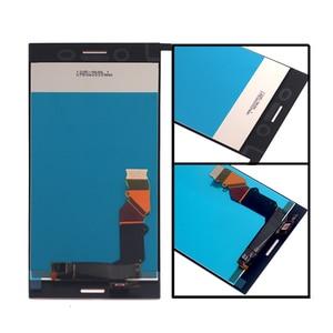 "Image 2 - AAA 5.5 ""LCD עבור Sony Xperia XZ פרימיום G8142 E5563 LCD צג Digitizer עצרת זכוכית עבור Sony Xperia XZP תצוגת LCD צג"