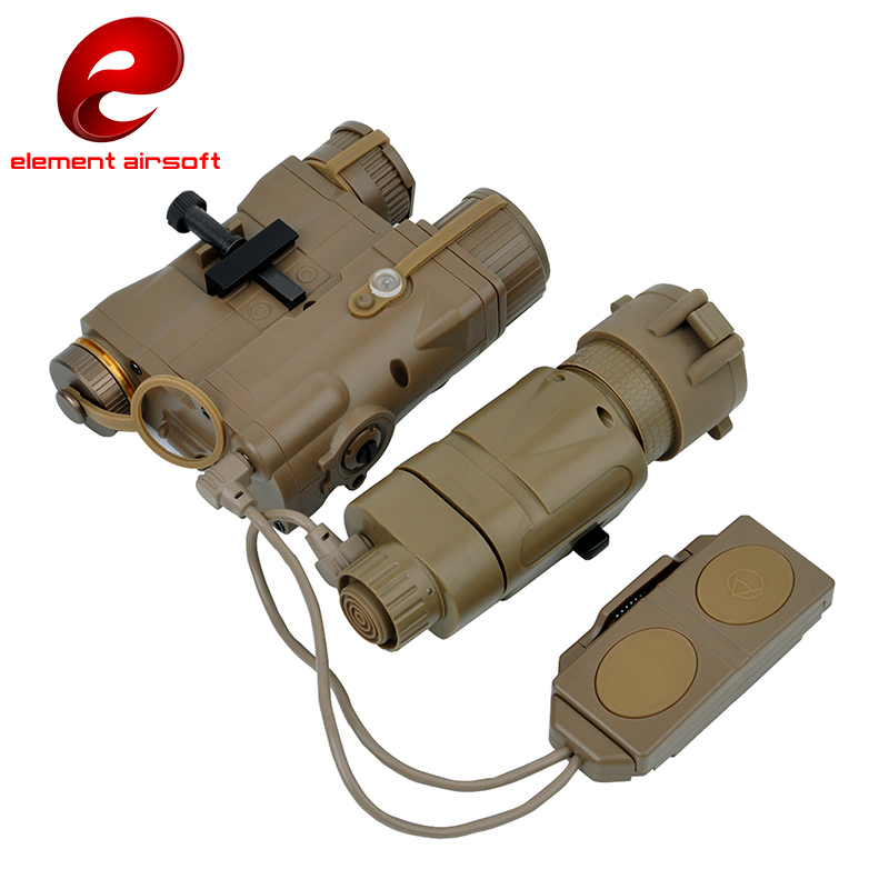 Element Tactical light L-3 Advanced Illuminator Combo with AN/PEQ-16A M3X Hunting Light For Gun  EX179 tb fma an peq 15 upgrade version led white light